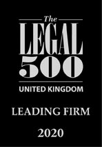 WJM leading firm in the UK Legal 500