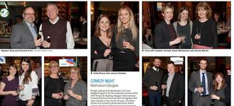 WJM Comedy Festival Night In The Herald