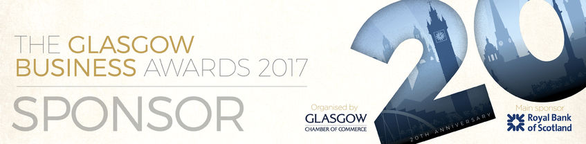 WJM and the Glasgow Business Awards 2017